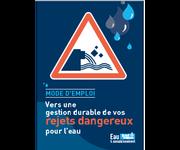 Actions de réduction des micropolluants dans l'eau