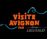 VISITE AVIGNON by Lieutaud / AVIGNON, COMME VOUS NE L'AVEZ JAMAIS VU
