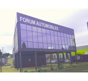 FORUM AUTOMOBILES SHOWROOM