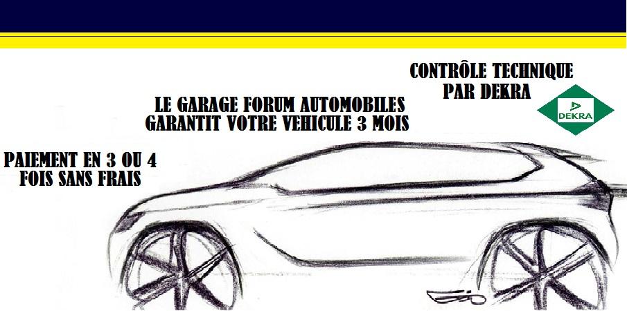 Forum automobiles parc d 39 activites avignon courtine for Garage forum automobile avignon